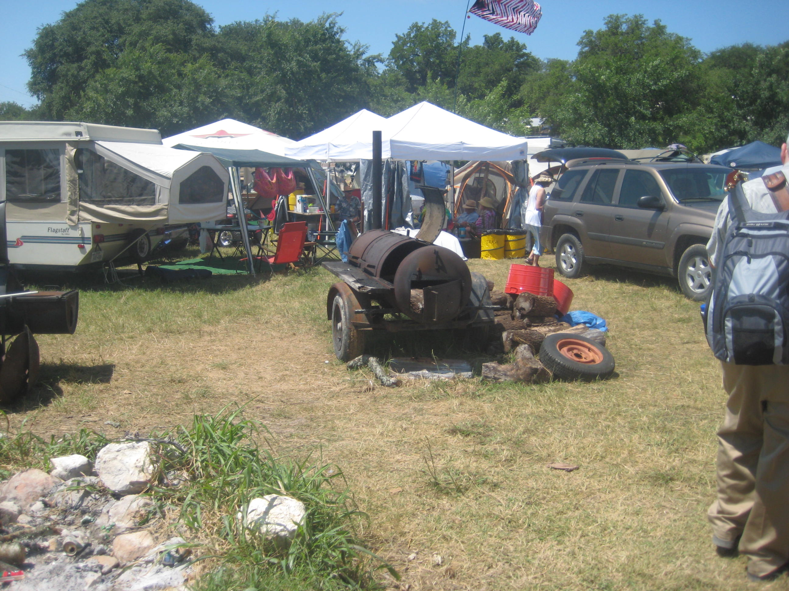 Kerrville Campground sights 2