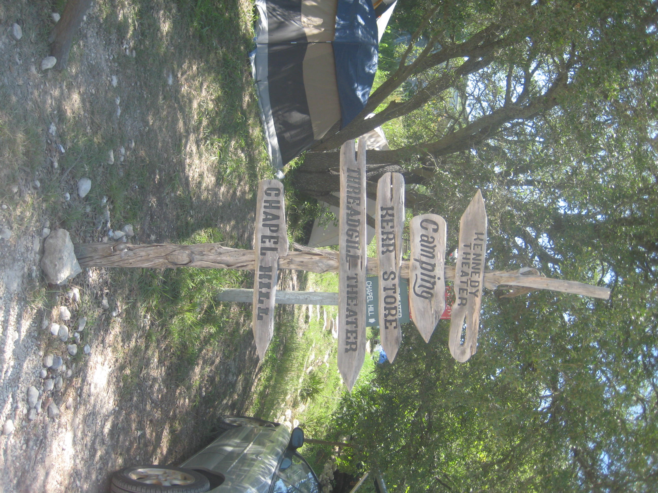 All you need to know to find your way at Kerrville.